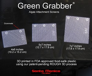 Green Grabber® screen